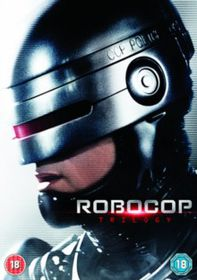 Robocop Trilogy (DVD)