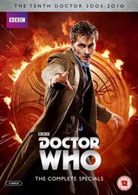 Doctor Who – The Specials (DVD)