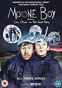 Moone Boy - Series 1-3 (DVD)