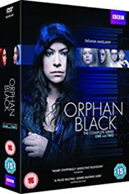 Orphan Black - Series 1 and 2 - Complete (DVD)