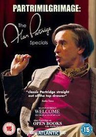 Alan Partridge - Partrimilgrimage - The Specials (DVD)