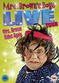 Mrs Brown Rides Again - Live Tour (2013) (DVD)