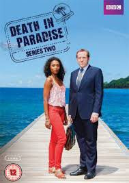 Death In Paradise - Series 2 - Complete (DVD)