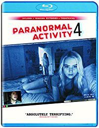 Paranormal Activity 4 Extended Cut (Blu-ray)