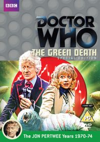 Doctor Who - The Green Death (DVD)