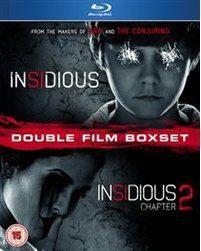 Insidious 1-2 (Blu-Ray)