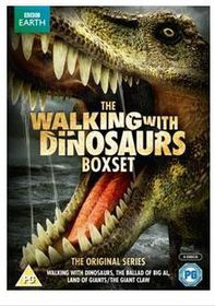 Walking With Dinosaurs Collection (DVD)