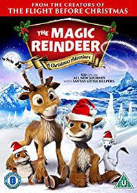 The Magic Reindeer (DVD)