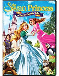 The Swan Princess A Royal Family Tale (DVD)