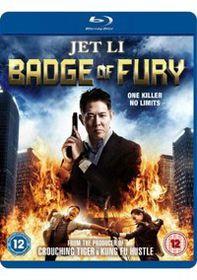 Badge of Fury Blu Ray (Blu-ray)