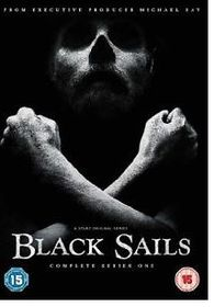 Black Sails - Series 1 - Complete (DVD)