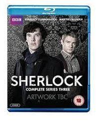 Sherlock: Series 3 - Complete (Blu-Ray)