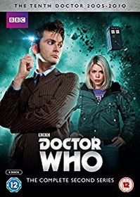 Doctor Who - Series 2 - Complete (DVD)