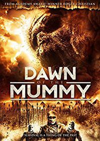 Dawn Of The Mummy (DVD)