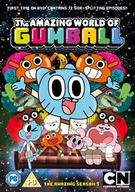 The Amazing World of Gumball - Season 1 Vol. 1 (DVD)