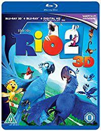 Rio 2 3D (Blu-ray)