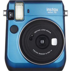 Fujifilm Instax Mini 70 Camera Blue