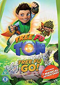 Tree Fu Tom: Tree Fu Go (DVD)