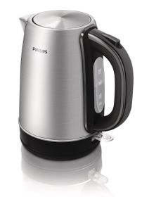 Philips Stainless Steel Kettle - Silver