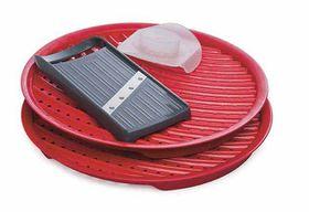 Progressive Kitchenware - Micro Chip Maker - Red
