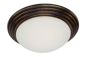 Bright Star Ceiling Fitting - Black & Gold