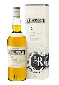 Cragganmore 12 Year Old Single Malt Whisky Case - 6 x 750ml