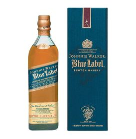 Johnnie Walker - Blue Scotch Whisky - 750ml