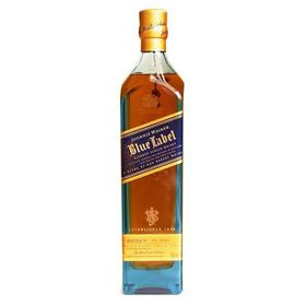 Johnnie Walker - Blue Scotch Whisky - Case 6 x 750ml