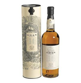 Oban - 14 Year Old Single Malt Whisky - Case 6 x 750ml