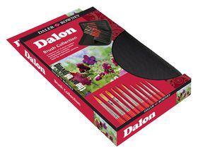 Daler-Rowney Dalon Brush Collection in Zip Case