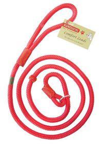 Kunduchi -  Comfort Slip Lead - Red - 1.8m