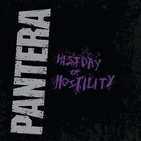 History of Hostility - (Import Vinyl Record)