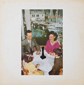 Presence - (Import Vinyl Record)