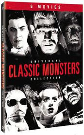 Universal Classic Monsters Collection - (Region 1 Import DVD)