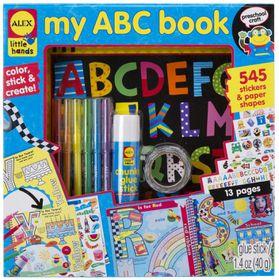 Alex My ABC book
