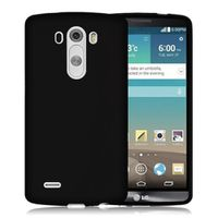 Frost TPU Cover Case for LG G4 - Black