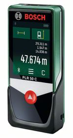 Bosch - MT PLR 50 C Laser Measure