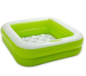 Intex - Baby Pool Play Box - Lime