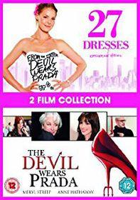 27 Dresses / The Devil Wears Prada (DVD)
