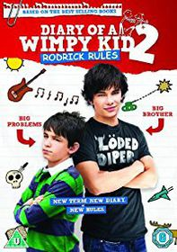 Diary Of A Wimpy Kid 2 Copy (DVD)
