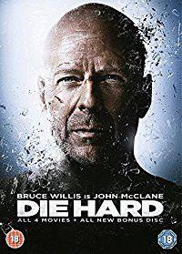 Die Hard Quadrilogy (DVD)
