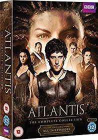 Atlantis Series 1-2 Complete (DVD)