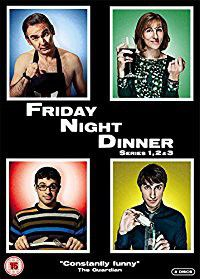 Friday Night Dinner: Series 1-3 [2015] (DVD)