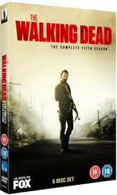 Walking Dead: Season 5 (DVD)