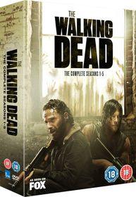 Walking Dead: Seasons 1-5