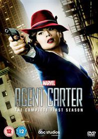 Marvel's Agent Carter: The Complete First Season (Import DVD)