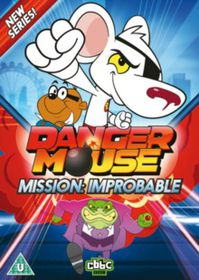 Danger Mouse: Mission Improbable (DVD)