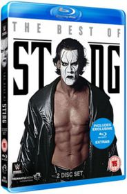 WWE: The Best of Sting (Import Blu-ray Disc)