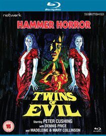Twins of Evil (Blu-Ray)