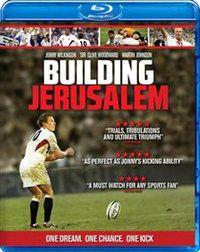 Building Jerusalem - The Jonny Wilkinson Story (Blu-ray)